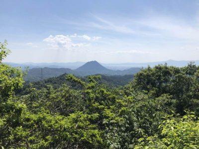 三上山・鏡山