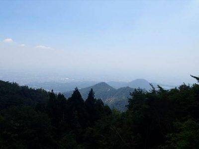 舟坂峠~社家郷山