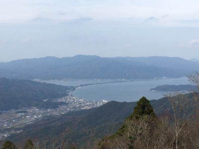 赤岩山~普甲峠(赤赤トレール)