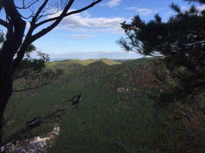 ほっこり山行⑰ 赤目渓谷探勝と長坂山