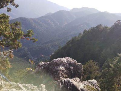 金毘羅岩稜歩き練習会