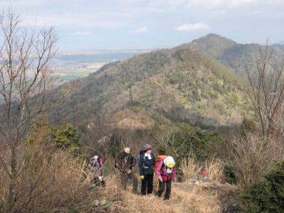 猪子山、繖山