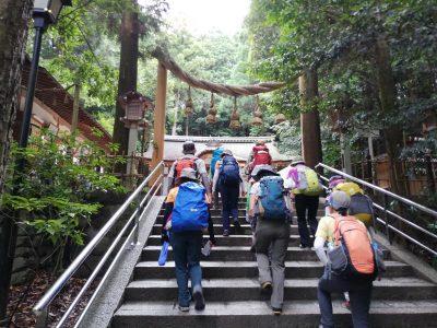 三輪山登拝と山の辺の道